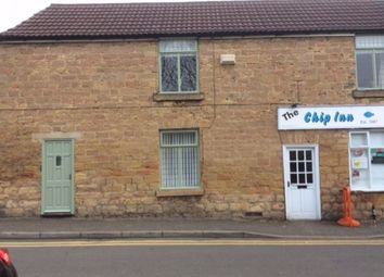Thumbnail 3 bedroom end terrace house for sale in Hangar Hill, Whitwell, Worksop