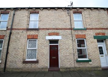 Thumbnail 2 bedroom terraced house for sale in Bowman Street, Off Fusehill Street, Carlisle, Cumbria