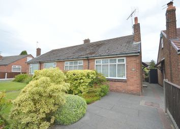 Thumbnail 2 bed semi-detached bungalow for sale in Wheatfield Road, Cronton, Widnes