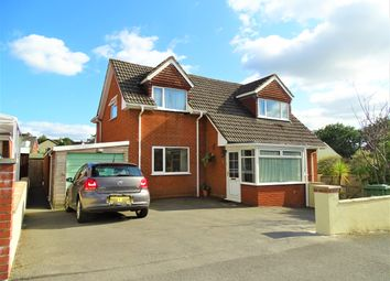 Thumbnail 4 bed detached house for sale in Widgery Drive, South Molton