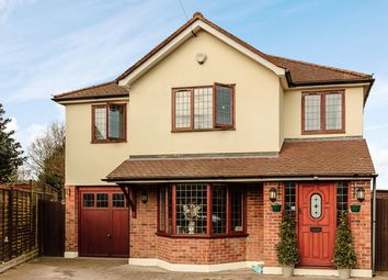 Thumbnail 4 bedroom detached house for sale in Wicklands Road, Hunsdon
