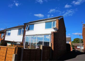 Thumbnail 3 bed mews house for sale in Stafford Walk, Macclesfield