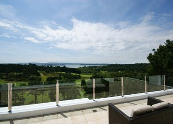 Thumbnail 3 bedroom flat for sale in Lilliput Road, Canford Cliffs, Poole, Dorset