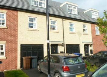 Thumbnail 3 bed terraced house for sale in Woodbourn Gardens, Wombwell, Barnsley, South Yorkshire