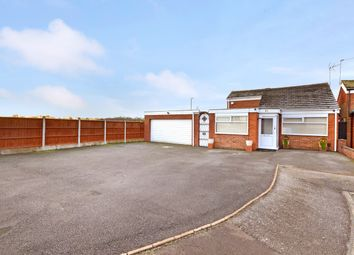 Thumbnail 2 bed detached bungalow for sale in Pontypool Avenue, Binley, Coventry