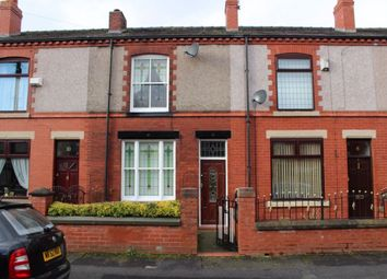 Thumbnail 2 bed end terrace house for sale in Pilling Street, Leigh, Lancashire