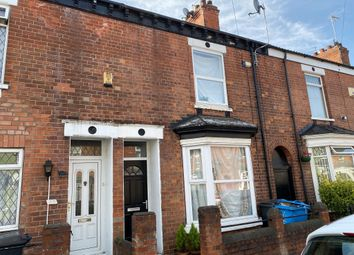 Thumbnail 3 bed terraced house for sale in Welbeck Street, Hull