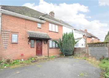 Thumbnail 3 bed semi-detached house for sale in Amersham Road, Beaconsfield, Buckinghamshire