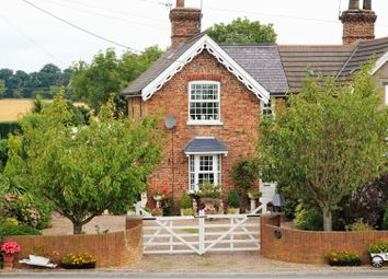 Thumbnail 2 bed cottage for sale in The Cottages, Saltmarshe
