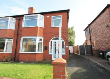 Thumbnail 3 bed semi-detached house to rent in Maldon Drive, Eccles, Manchester