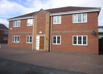 Thumbnail 2 bed flat to rent in St. Margarets Walk, Scunthorpe