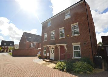 Thumbnail 4 bed town house for sale in Normandy Drive, Yate, Bristol