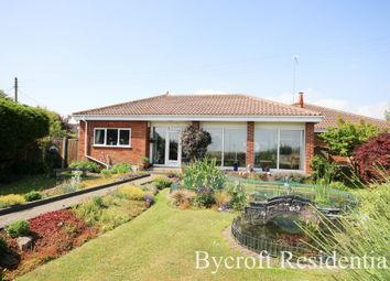 Thumbnail 3 bed detached bungalow for sale in The Esplanade, Scratby, Great Yarmouth