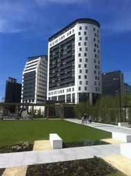 Thumbnail 1 bed flat for sale in Masshouse Plaza, Birmingham