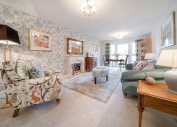 Thumbnail 2 bed flat for sale in Bainbridge Court, Kilwardby Street, Ashby-De-La-Zouch