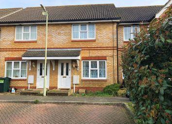 Thumbnail 2 bedroom terraced house to rent in Kestrel Close, Kingsnorth, Ashford
