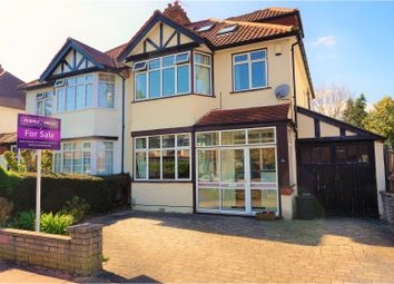 Thumbnail 5 bedroom semi-detached house for sale in Forster Road, Beckenham