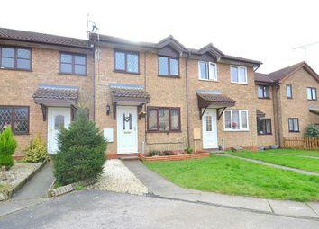 Thumbnail 2 bed terraced house to rent in Bassenthwaite, Stukeley Meadows, Huntingdon, Cambridgeshire