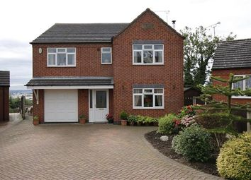 Thumbnail 4 bed detached house for sale in Corner Croft, Huthwaite, Sutton In Ashfield