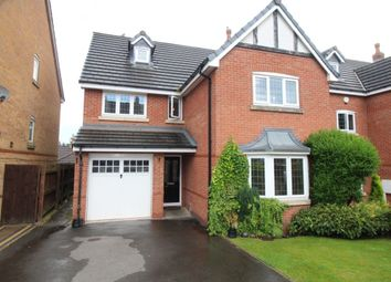 Thumbnail 4 bed detached house for sale in Beaumont Rise, Stallington Village, Blythe Bridge, Stoke-On-Trent