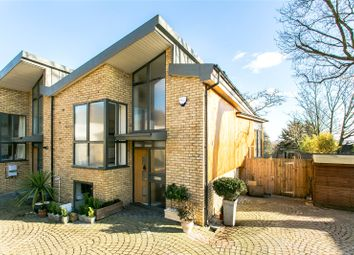 Thumbnail 3 bed semi-detached house for sale in Royal George Mews, London