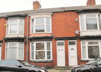 Thumbnail 2 bed terraced house to rent in Caxton Street, Linthorpe, Middlesbrough