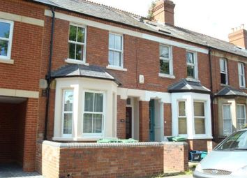 Thumbnail 4 bed terraced house to rent in Leopold Street, Oxford