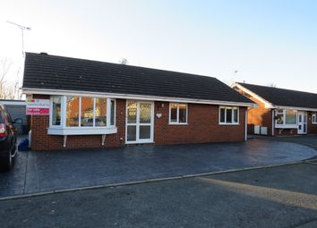 Thumbnail 3 bed detached bungalow for sale in Firbeck Close, Broughton, Chester