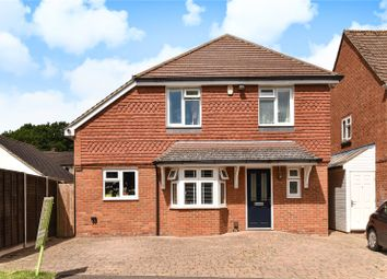 Thumbnail 3 bed detached house for sale in East Green, Blackwater, Camberley