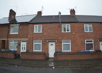 Thumbnail 3 bedroom terraced house to rent in Hawthorn Street, Derby