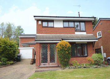 Thumbnail 3 bed detached house for sale in Foxglove Court, Shawclough, Rochdale