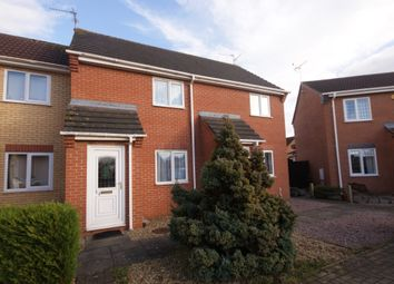 Thumbnail 2 bed semi-detached house to rent in Annette Close, Spalding