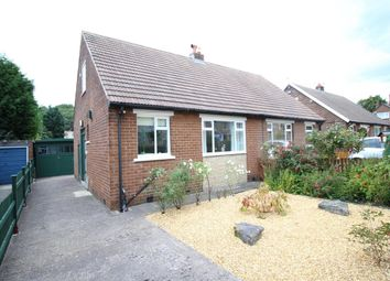 Thumbnail 2 bed semi-detached house for sale in Cross Green Road, Huddersfield