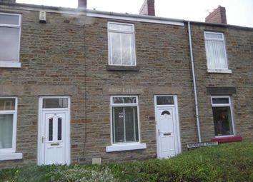 Thumbnail 2 bed terraced house to rent in Weardale Street, Spennymoor