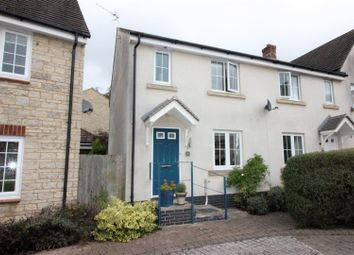 Thumbnail 3 bed end terrace house for sale in Antony Road, Swindon