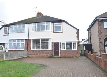 Thumbnail 3 bed semi-detached house for sale in Downham Road South, Heswall, Wirral
