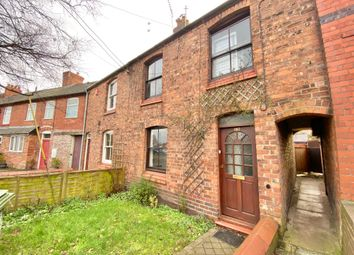 Thumbnail 3 bed terraced house for sale in Poplar Close, Wrexham Road, Whitchurch