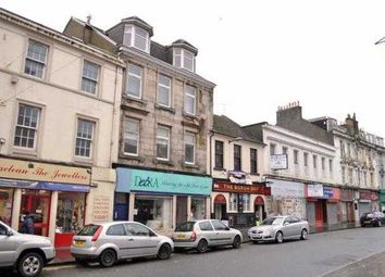 Thumbnail 2 bed flat to rent in Woodvale, Lennox Street, Renton, Dumbarton