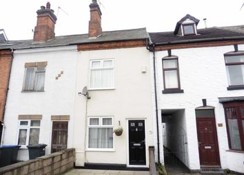 Thumbnail 3 bedroom terraced house for sale in Derby Road, Hinckley