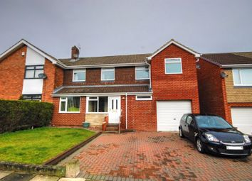 Thumbnail 4 bed semi-detached house for sale in Grange Drive, Ryton
