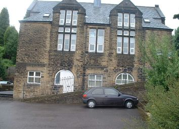Thumbnail 1 bed flat to rent in Dickin Royd, The Old School, Ripponden