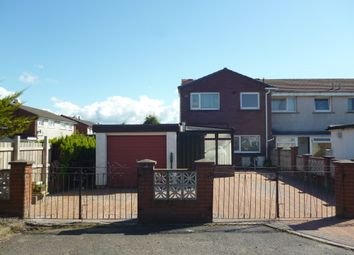 Thumbnail 3 bed end terrace house for sale in 24 Macdonald Loaning, Heathhall, Dumfries
