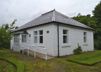 Thumbnail 3 bed cottage for sale in Rosedene Knowe Road, Brodick, Isle Of Arran