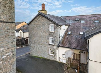 Thumbnail 1 bed flat for sale in Market Street, Builth Wells