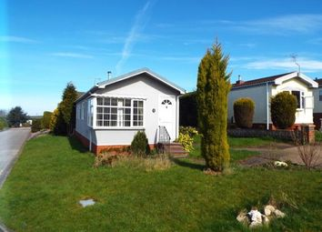 Thumbnail 2 bed mobile/park home for sale in The Pines Homes Park, Huntington, Cannock