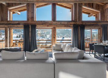 Megeve, Rhones Alps, France. 7 bed chalet