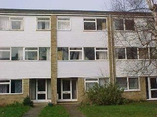 Thumbnail 1 bed flat to rent in Salford Road, Marston, Oxford