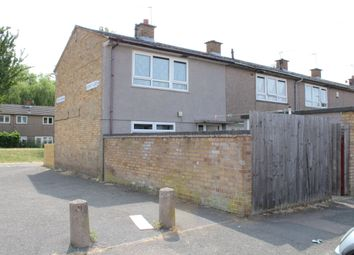 Thumbnail 2 bed end terrace house to rent in Dupont Close, New Parks, Leicester