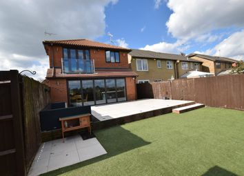 Thumbnail 4 bedroom detached house for sale in Carvers Croft, Woolmer Green, Knebworth, Hertfordshire