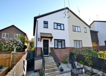 Thumbnail 1 bedroom semi-detached house for sale in The Maltings, Dunmow